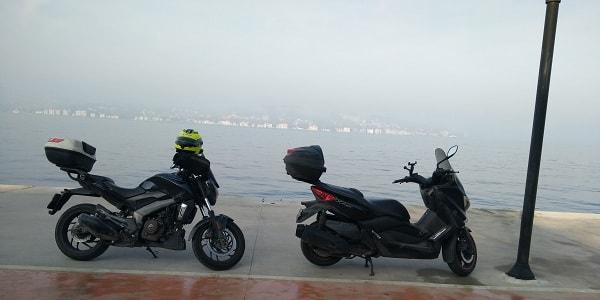 Yamaha X-Max 250 Motosiklet modeli